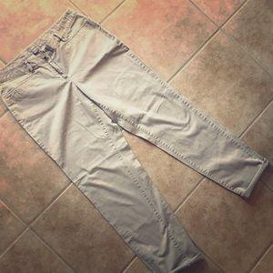SOFT J. Jill boyfriend khakis